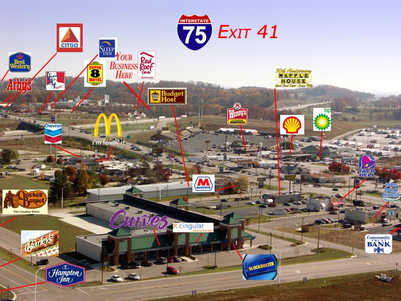 Commercial Property For Sale I-75 Access | For Sale Land in London Ky 40741 Used RV Parts