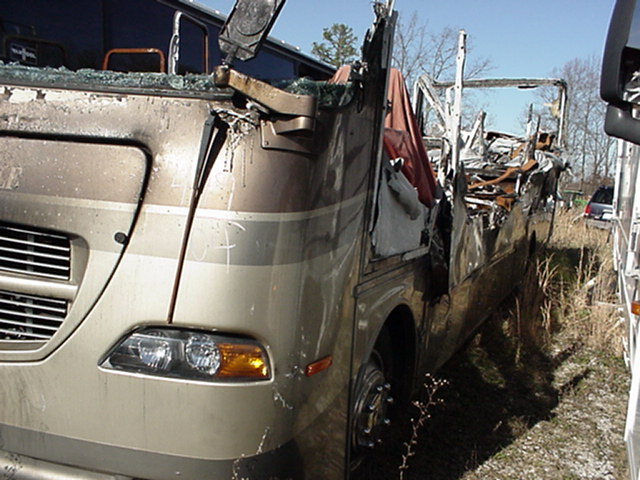 05 WORKHORSE CHASSIS (MOTORHOME) 242 INCH WHEEL BASE Used RV Parts