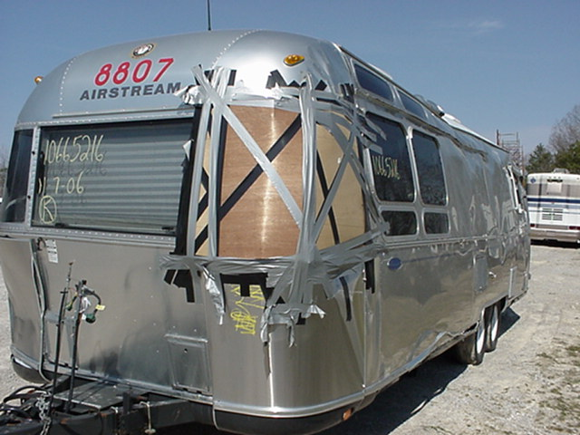 2006 AIRSTREAM CLASSIC 31FT TRAVEL TRAILER PARTING OUT - PARTS Used RV Parts