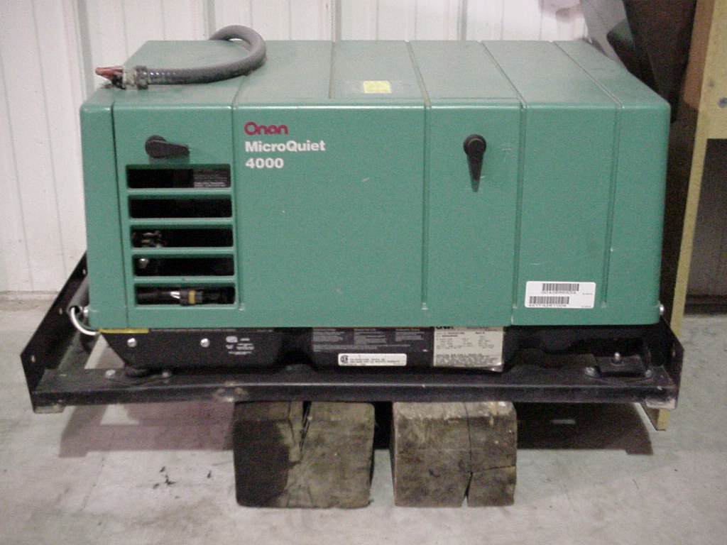 Used RV Parts RV GENERATORS USED AND NEW FOR SALE BRANDS