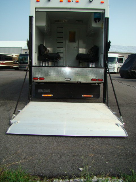 Used Rv Parts 2007 Four Winds Fun Mover 34c 36ft 2 Slide