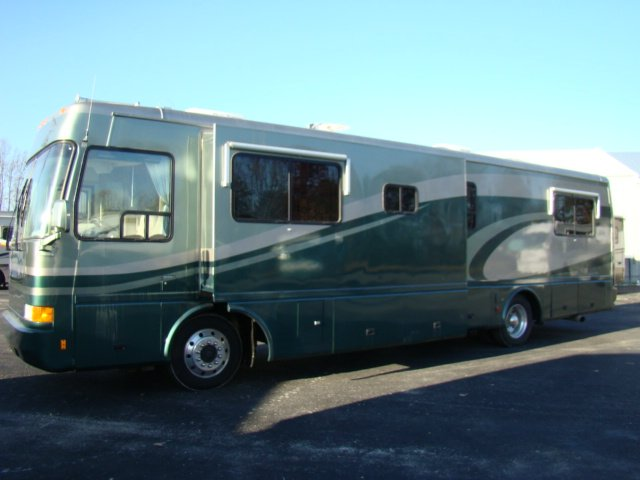 Used RV Parts 2000 BEAVER CONTESSA MODEL 38 SAN MARCO 38FT 1 SLIDE ...
