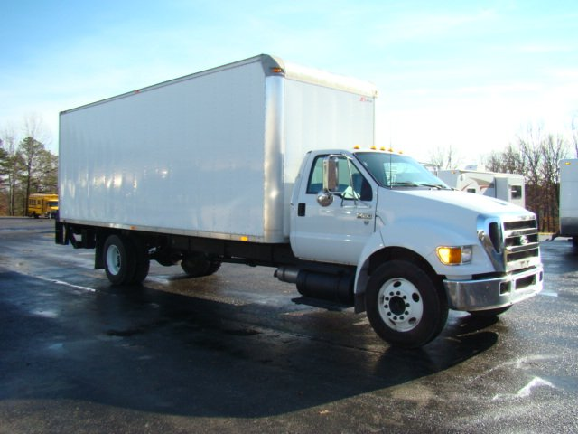 Used Rv Parts 2005 Ford F650 Xl Super Duty 26ft Box Truck