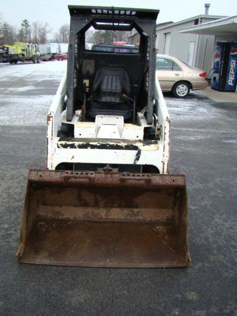 Used RV Parts 1995 BOBCAT 553 SKID STEER LOADER 25HP DIESEL