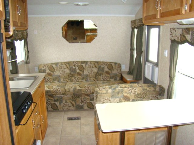 2007 PUMA 19FT USED TRAVEL TRAILER BY PALOMINO FOR SALE Used RV Parts