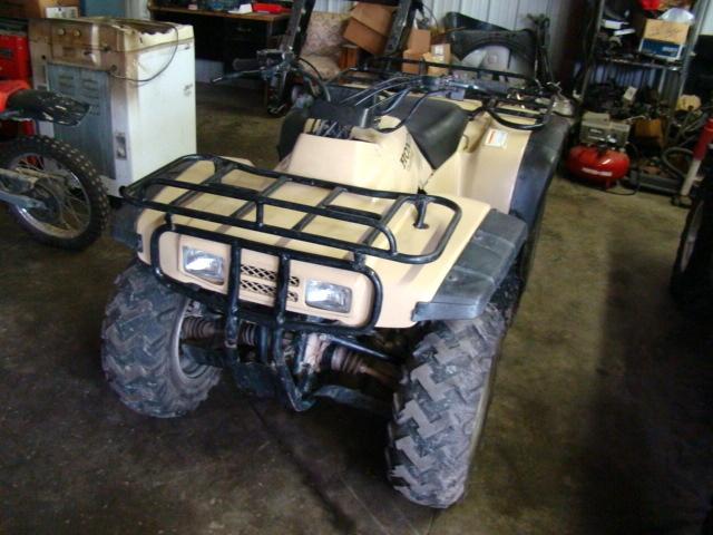 Nice 1998 HONDA 300 FOURTRAX ATV / 4 WHEELER 4X4 FOR SALE Used RV Parts