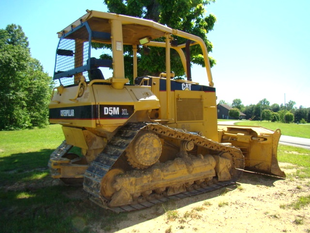 Used RV Parts 1999 CATERPILLAR D5 M XL DOZER ( USED CAT D5 FOR SALE