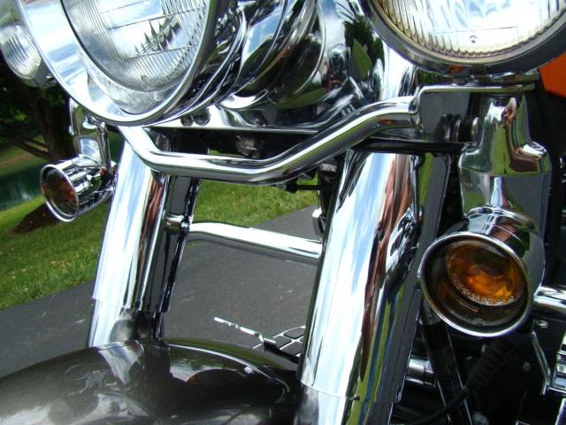 Used RV Parts 2003 Harley Davidson Heritage Softail Clic 100th ...
