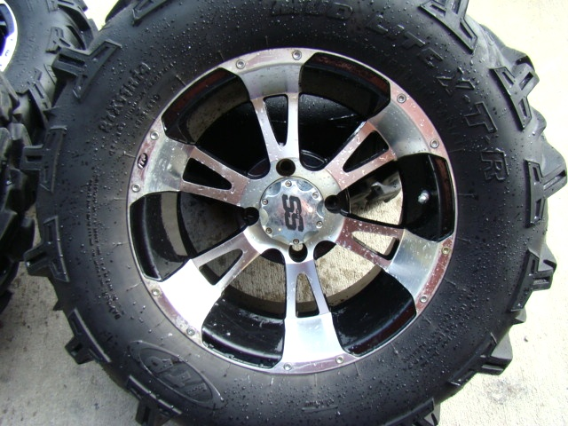 Used RV Parts ITP TIRES AND WHEELS USED FOR SALE ( LIKE NEW ) FITS Used Wheels For Golf Cart Tire on used golf cart engine, go kart tires and wheels, yamaha rhino with itp wheels, yamaha grizzly tires and wheels, car tires and wheels, rhino tires and wheels,