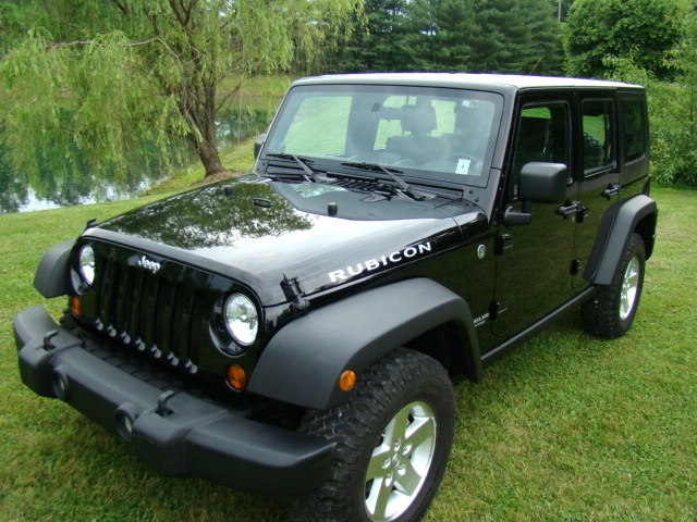 used rv parts 2008 jeep wrangler unlimited 4 door rubicon 4x4 hardtop preowned and repairable. Black Bedroom Furniture Sets. Home Design Ideas