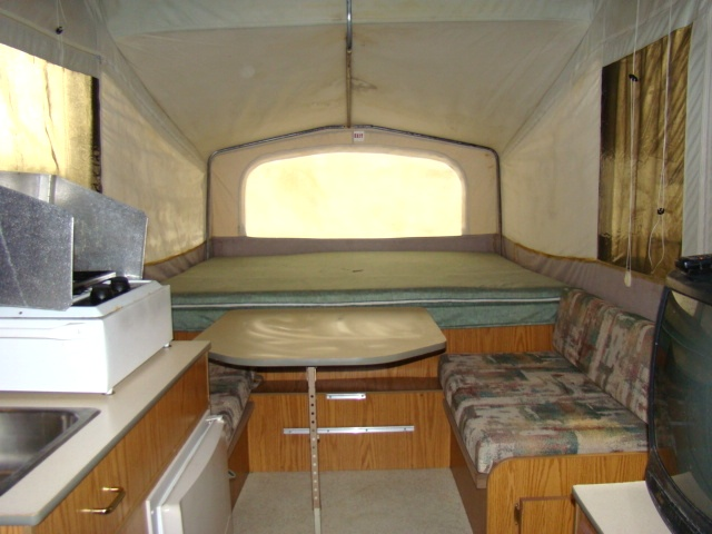 1999 JAYCO POP UP EAGLE SERIES 10 UD FOR SALE Used RV Parts