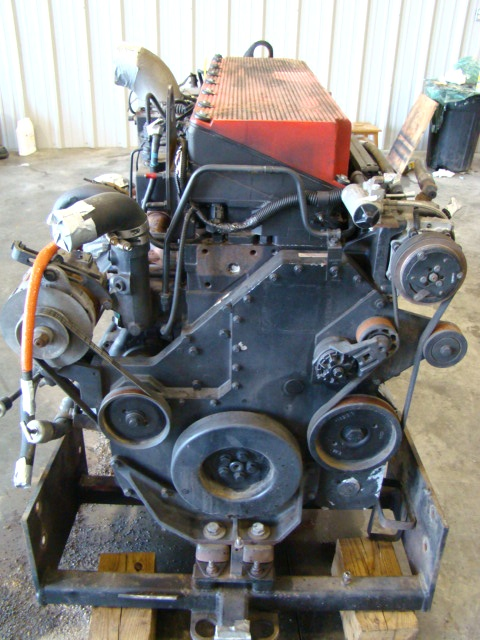 Used RV Parts USED CUMMINS DIESEL ENGINE FOR SALE ( 500HP