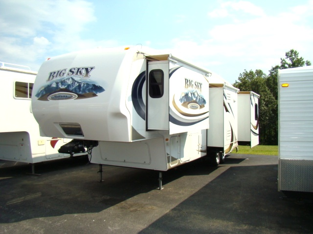 Used Rv Parts 2008 Keystone Montana Big Sky 340rlq 4 Slide
