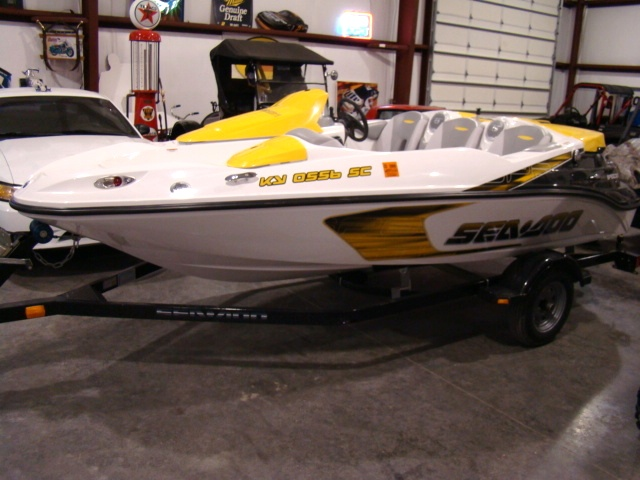 Used RV Parts 2008 SeaDoo 150 Speedster Used Boat For Sale