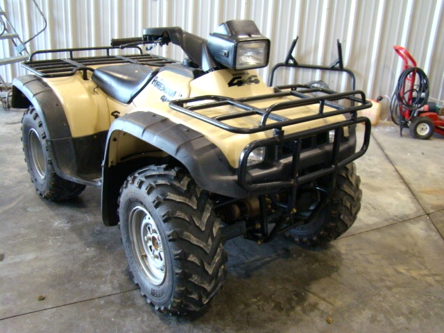 used rv parts 1998 honda foreman 400 4x4 atv for sale atv utvs boats golf carts and motorcycles. Black Bedroom Furniture Sets. Home Design Ideas