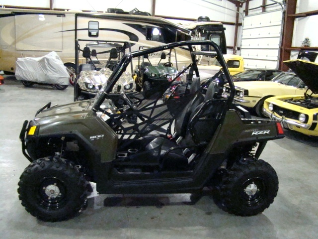 Used RV Parts 2009 POLARIS RZR 800 UTV SIDE BY SIDE FOR SALE ( USED