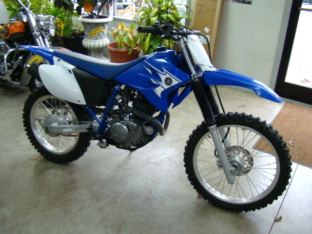 Used Rv Parts 2007 Yamaha Ttr 230 Used Dirt Bike For Sale