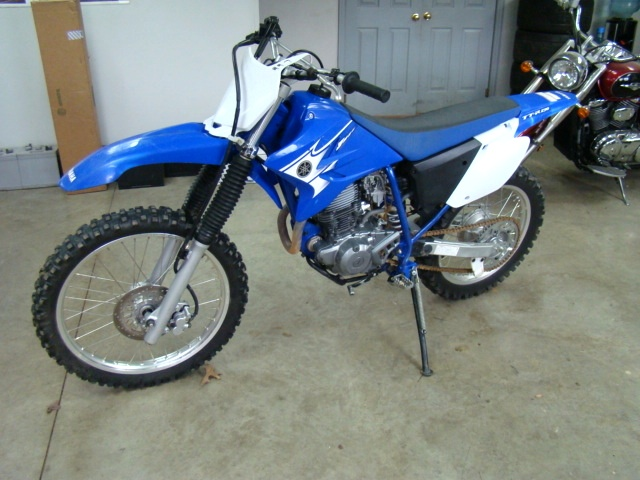 Admirable Used Rv Parts 2007 Yamaha Ttr 230 Used Dirt Bike For Sale Ncnpc Chair Design For Home Ncnpcorg