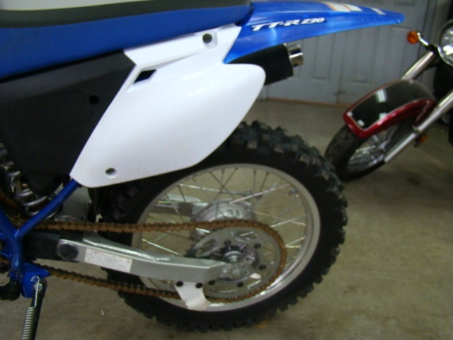 Swell Used Rv Parts 2007 Yamaha Ttr 230 Used Dirt Bike For Sale Ncnpc Chair Design For Home Ncnpcorg