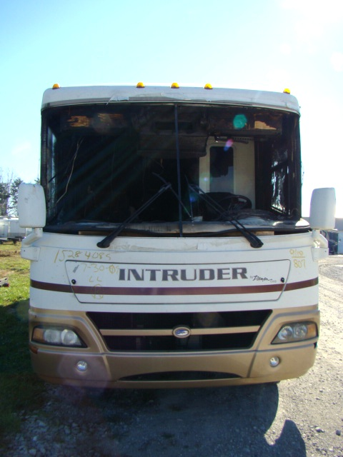 2002 DAMON INTRUDER PARTS FOR SALE USED RV / MOTORHOME PARTS / RV SALVAGE SURPLUS Used RV Parts