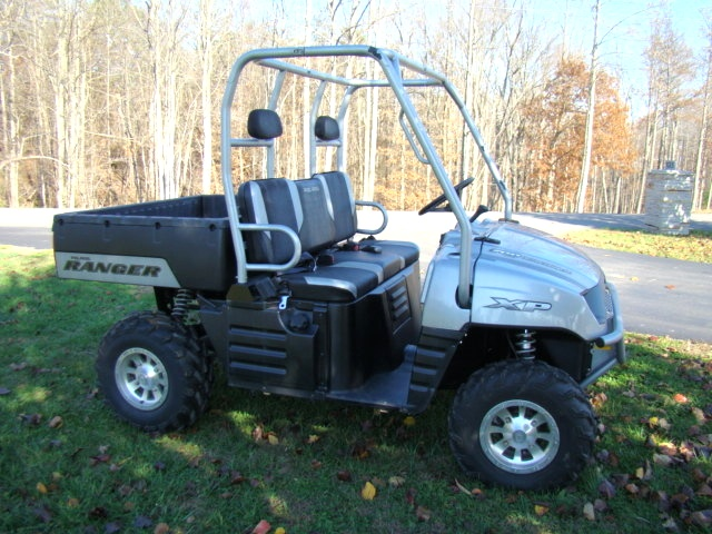 used rv parts 2007 polaris ranger 700 xp for sale atv utvs boats golf carts and motorcycles. Black Bedroom Furniture Sets. Home Design Ideas