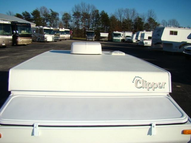 Used Rv Parts 2005 Coachmen Clipper 1270st Classic Pop Up
