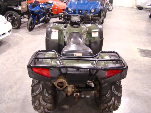 Used Rv Parts 2004 Honda Rancher 400 Atv Used 4x4 4