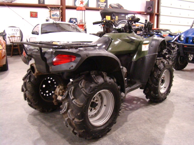 2004 HONDA RANCHER 400 ATV USED 4X4 4 WHEELER FOR SALE Used RV Parts