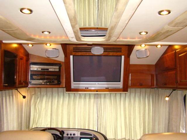 Used Rv Parts 2005 American Eagle For Sale 40ft 3 Slide