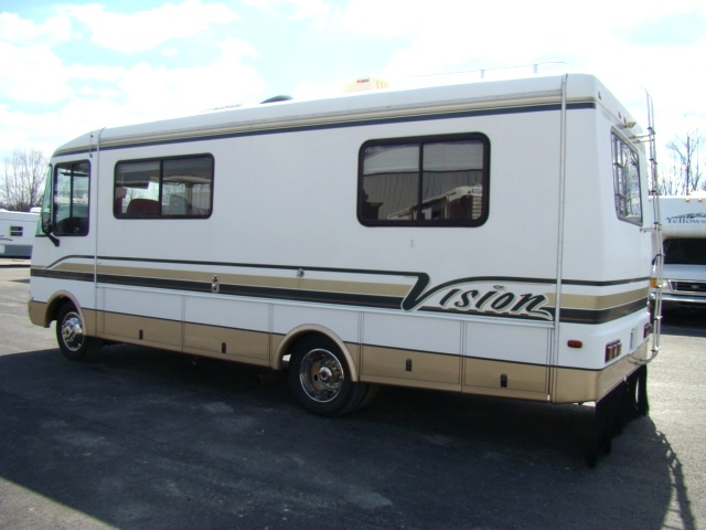 2000 REXHALL VISION 26 FT CLASS A MOTORHOME FOR SALE MODEL V26 Used RV Parts