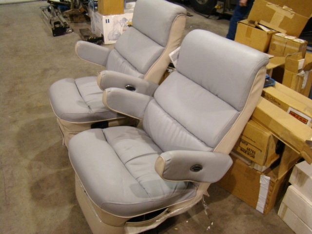 MOTORHOME / RV FLEXSTEEL CAPTAINS CHAIRS Used RV Parts