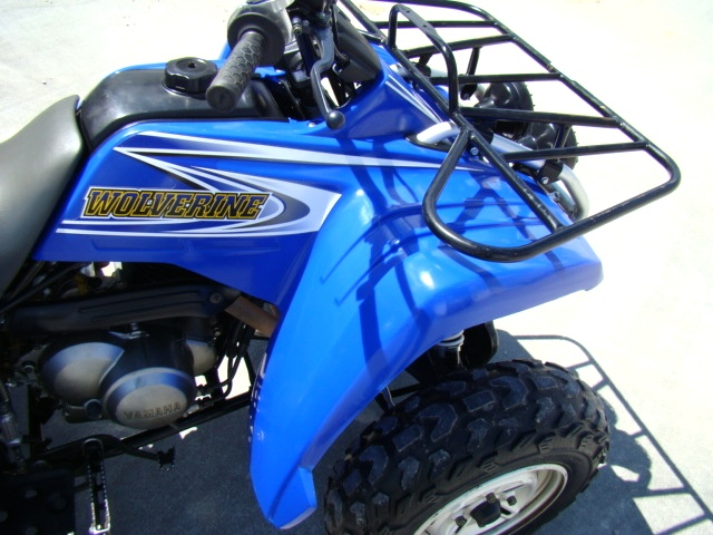 Yamaha Wolverine  Parts For Sale