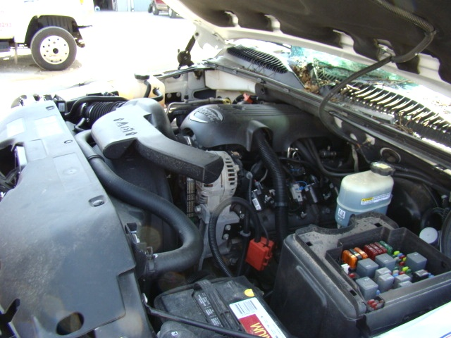 used rv parts chevy 5 3l vortec engine for sale auto parts rv parts repair and accessories rv. Black Bedroom Furniture Sets. Home Design Ideas