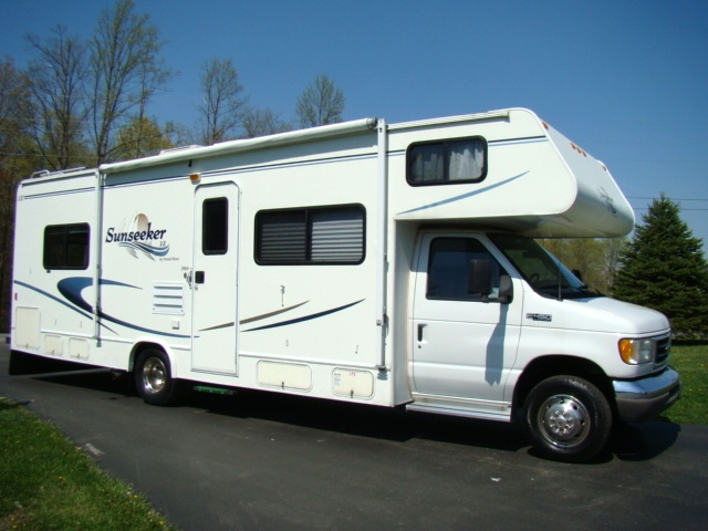 Used RV Parts 2004 SUNSEEKER 29FT CLASS C MOTORHOME BY ...