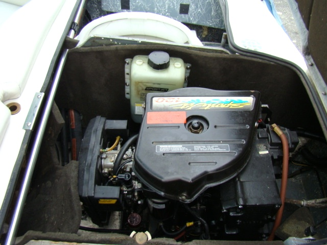 Used RV Parts 1995 JET BOAT 120HP 16FT SUGAR SAND MIRAGE FOR SALE