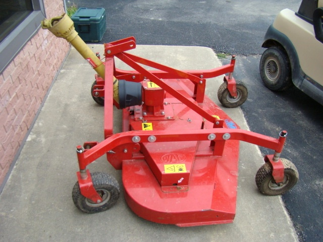 Used RV Parts 5FT FINISH MOWER WAC GM-RD60 60