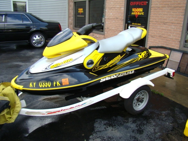 used rv parts 2000 sea doo xp for sale with trailer atv utvs boats golf carts and motorcycles. Black Bedroom Furniture Sets. Home Design Ideas