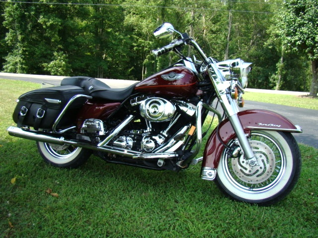 Used RV Parts 2003 HARLEY DAVIDSON ROAD KING CLIC 100TH ...