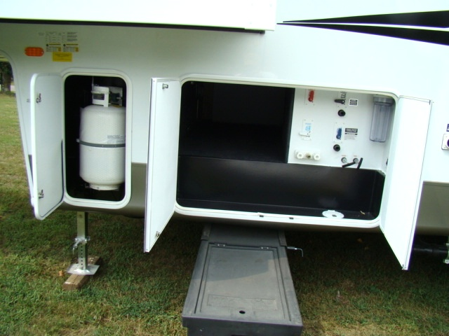 2011 Forest River Sierra 35LOFT Tree House Fifthwheel For Sale Used RV Parts