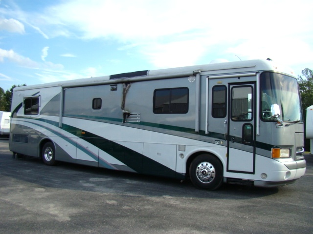 1997 LONDON AIRE BY NEWMAR DAMAGED MOTORHOME FOR SALE Used RV Parts