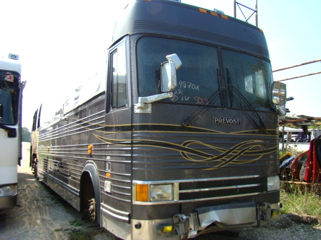 1999 PREVOST XL 45 USED PARTS FOR SALE  Used RV Parts