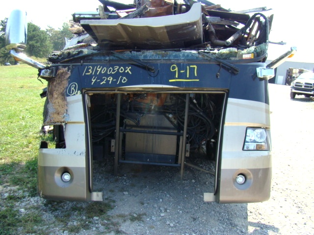 USED RV PARTS 2008 ALLEGRO PHAETON MOTORHOME PARTS FOR SALE Used RV Parts