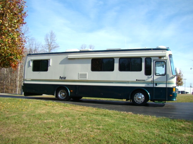Used Rv Parts 1999 Beaver Patriot Motorhome For Sale 33