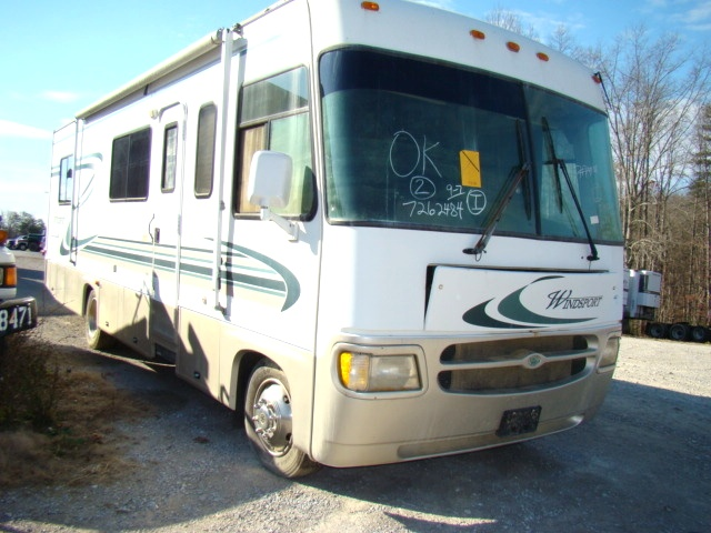 1999 Windsport Motorhome Parts For Sale RV salvage Used RV Parts