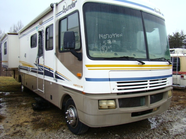 2003 FLEETWOOD BOUNDER MOTORHOME PARTS FOR SALE 35E Used RV Parts