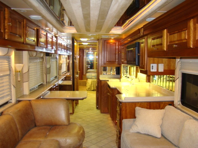 Used Rv Parts 2002 Monaco Executive Model 42sbw Complete Rv Interior For Sale Used Rv Parts