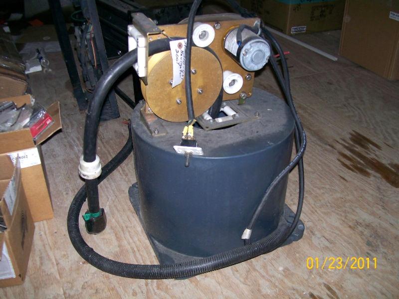 USED GLENDINNING CM-7 RLC 50 AMP CABLEMASTER RV / BUS Used RV Parts