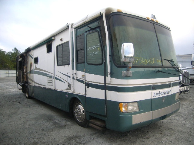 HOLIDAY RAMBLER AMBASSADOR PART FRONT CAP FOR SALE  - USED MOTORHOME PARTS Used RV Parts