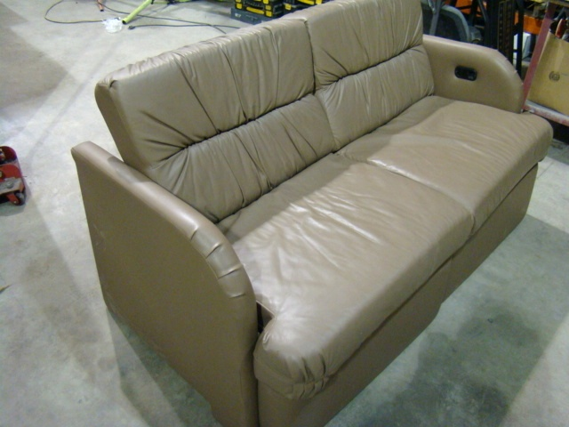 rv furniture for sale Used RV Parts USED RV FURNITURE FOR SALE LEATHER SOFA JACK KNIFE  rv furniture for sale