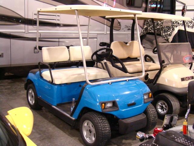 Used Rv Parts 1996 Yamaha Gas Golf Cart For Sale Atv Utvs